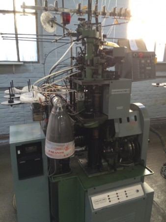 SOCKS KNITTING PLANT FOR SPORTSWEAR - Second Hand Textile Machinery