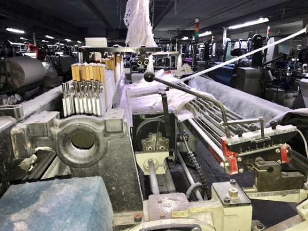 PICANOL OMNI PLUS 800 dobby and cam for sale - Second Hand Textile Machinery