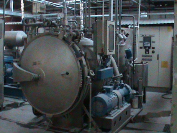 Thies Yarn Dyeing Machines - Second Hand Textile Machinery