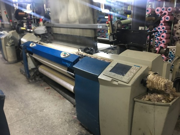 Jacquard Weaving plant - Second Hand Textile Machinery
