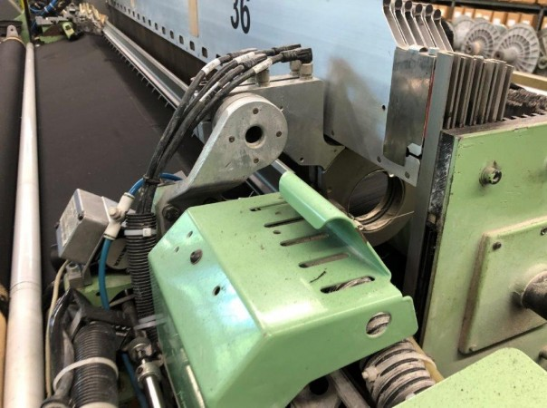 Air Jet Dornier looms - Second Hand Textile Machinery