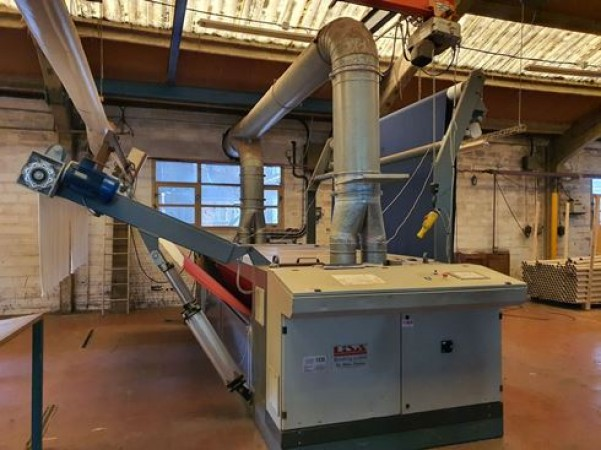 Dyeing plant : BARBRY - Second Hand Textile Machinery