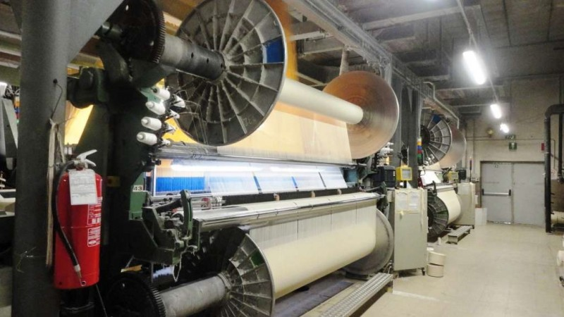 Complet TERRY WEAVING mill - Second Hand Textile Machinery