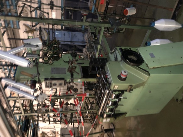 MULLER ND , NB , NF, NC - Second Hand Textile Machinery