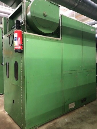 RIETER Mixer opener B3/3R  - Second Hand Textile Machinery 1988