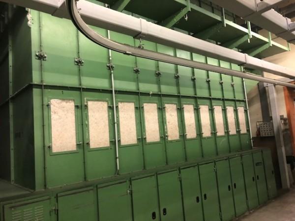 Mixer TRUTZSCHLER MPM-10-1600 - Second Hand Textile Machinery 1980