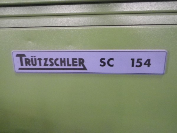 TRUTZSCHLER SECUROMAT Metal separator - Second Hand Textile Machinery 1998