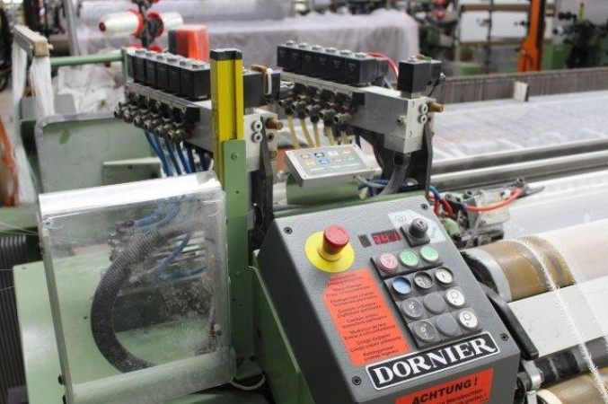 DORNIER AWSL Easy Leno Air jet looms  - Second Hand Textile Machinery 2004
