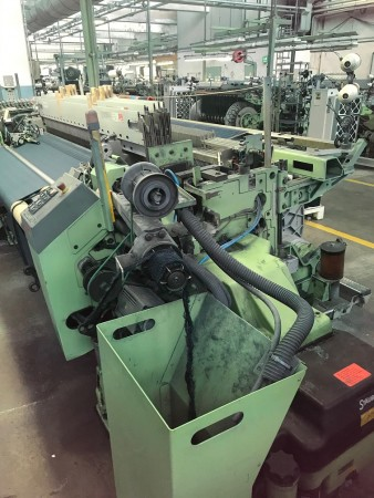 DORNIER AWSE Air jet looms with Dobbt - Second Hand Textile Machinery 2007 / 2008