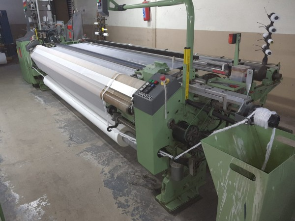 DORNIER EASYLENO AWSL-4 Air jet looms  - Second Hand Textile Machinery 2004