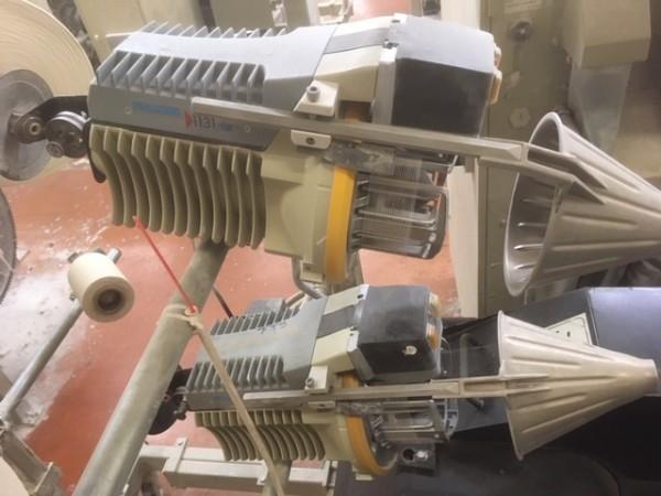 Air jet looms OMNI PLUS PICANOL - Second Hand Textile Machinery 2002