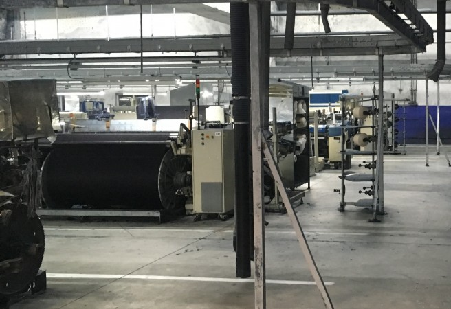 PICANOL OMNI PLUS 800-4-P Air jet looms  - Second Hand Textile Machinery 2005/2006
