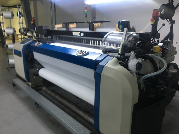 PICANOL OMNI PLUS SUMMUM Air jet looms  - Second Hand Textile Machinery 2018