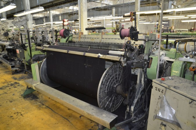 SOMET ALPHA Rapier looms  - Second Hand Textile Machinery 2002