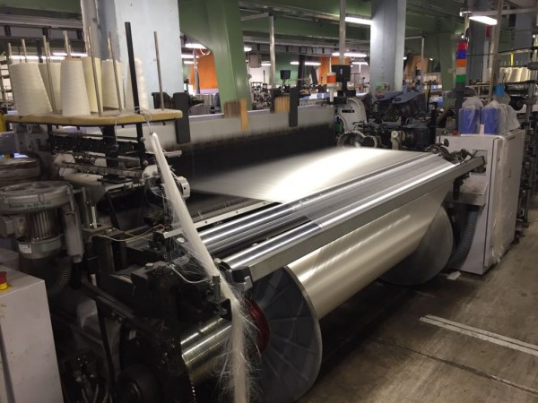 SOMET MYTHOS ETEC Air jet looms - Second Hand Textile Machinery 2005