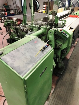 Rapier looms DORNIER GTN - Second Hand Textile Machinery 1985