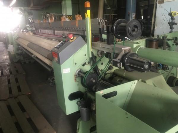 Rapier looms DORNIER PTV 8/S - Second Hand Textile Machinery