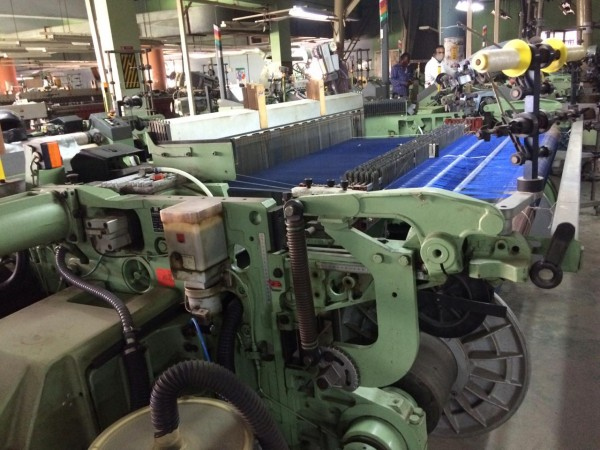 Rapier looms DORNIER PTV - Second Hand Textile Machinery 2003 - 2005