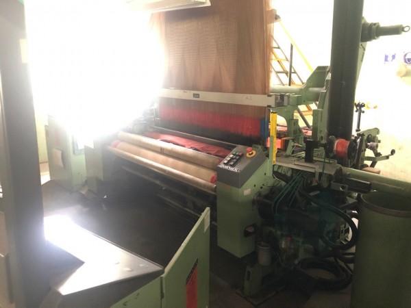Rapier looms DORNIER PTV - Second Hand Textile Machinery 2003/2006