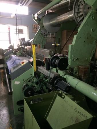 Rapier looms DORNIER PTV - Second Hand Textile Machinery 2001