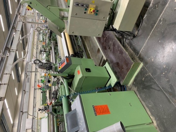 DORNIER PTS Rapier looms  - Second Hand Textile Machinery 2008