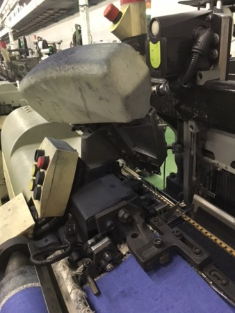 Rapier looms GAMMA PICANOL - Second Hand Textile Machinery 1999