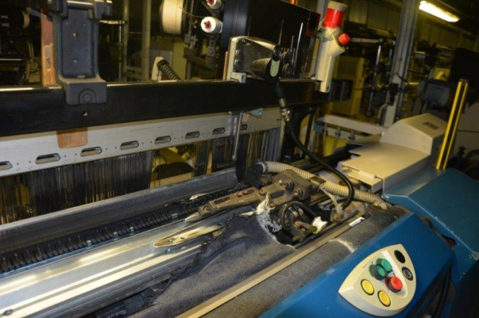 Rapier looms GAMMAX PICANOL with DOBBY - Second Hand Textile Machinery 2003
