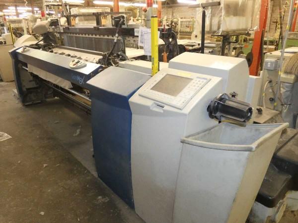 Rapier looms GAMMAX PICANOL - Second Hand Textile Machinery 2003