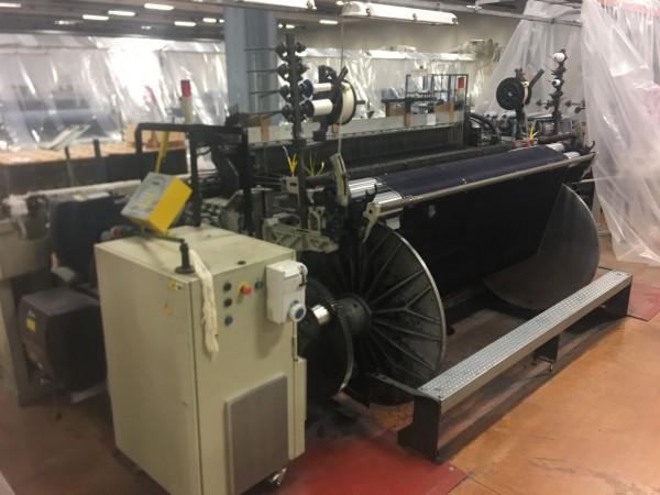 PICANOL OPTIMAX rapier looms - Second Hand Textile Machinery 2010