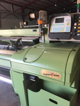 Rapier looms SOMET SUPER EXCEL - Second Hand Textile Machinery