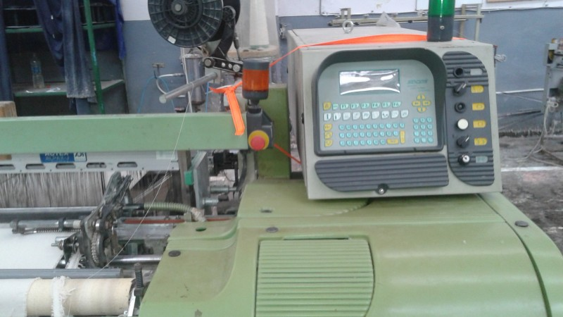 Rapier looms SOMET EXCEL - Second Hand Textile Machinery 1995