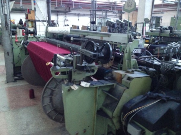 Rapier looms SULZER G6200 - Second Hand Textile Machinery 1998