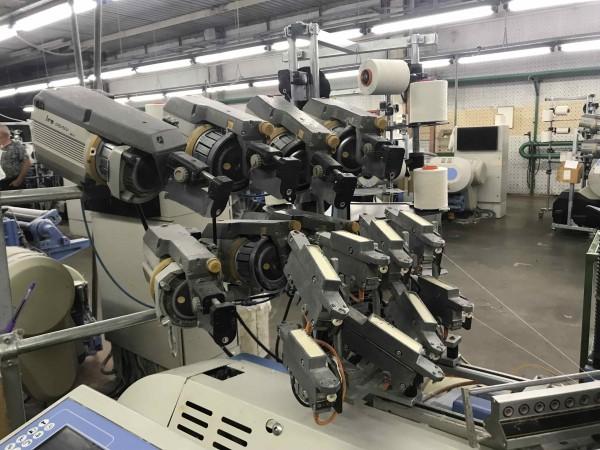 Metier a tisser lances SULZER G6300  - Occasion 2002
