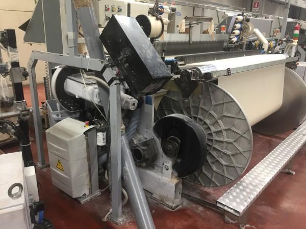 VAMATEX LEONARDO SILVER HS Rapier looms  - Second Hand Textile Machinery 2006