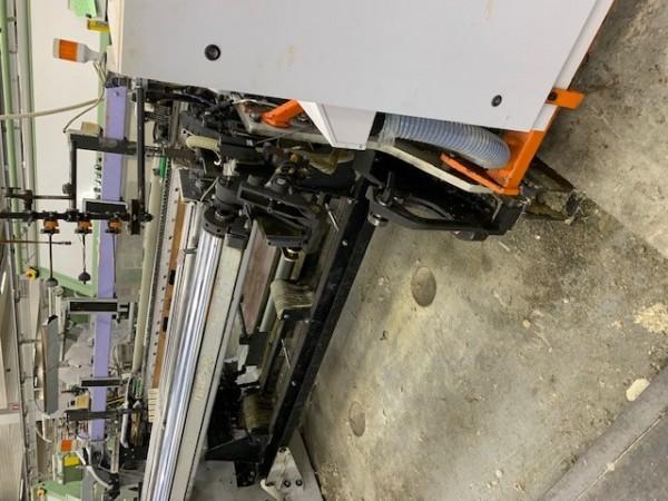 VAMATEX LEONARDO SILVER HS Rapier looms  - Second Hand Textile Machinery 2006 - 2007