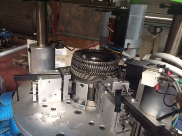 Circular knitting machines COLOSIO RISE TR - Second Hand Textile Machinery 2000