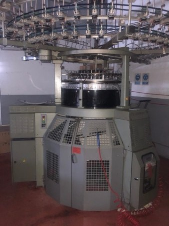TERROT SCC Circular knitting machines  - Second Hand Textile Machinery 2004 - 2009