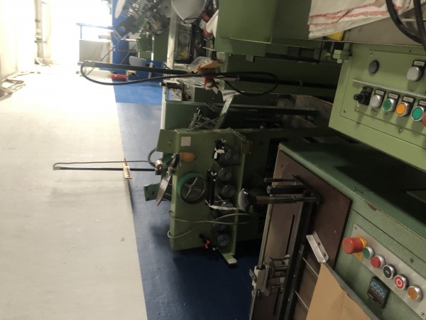 Machines a emballer les Rubans et Sangles JAKOB MULLER BLA/S  - Occasion 1999-2002