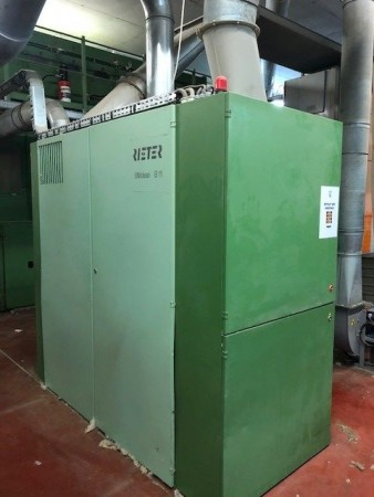 Cleaning and opening RIETER B11 - Second Hand Textile Machinery 2006