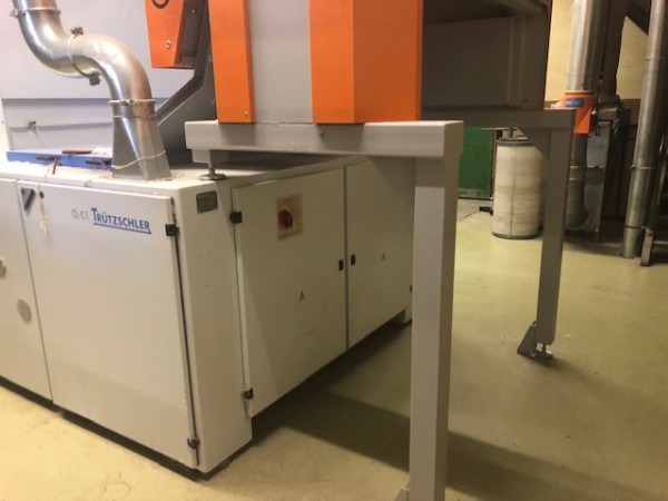 Cleaning and opening TRUTZSCHLER  CL-C1 - Second Hand Textile Machinery 2005