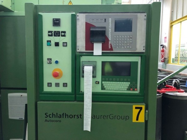 Open end SCHLAFHORST SE11  - Occasion 2001/2003