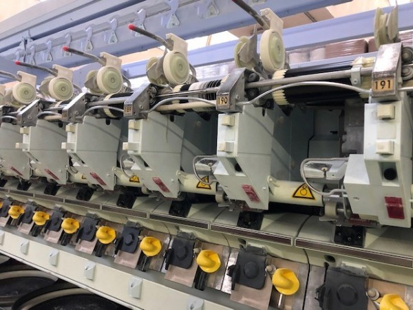 SCHLAFHORST Open end  SE12 - Second Hand Textile Machinery 2007