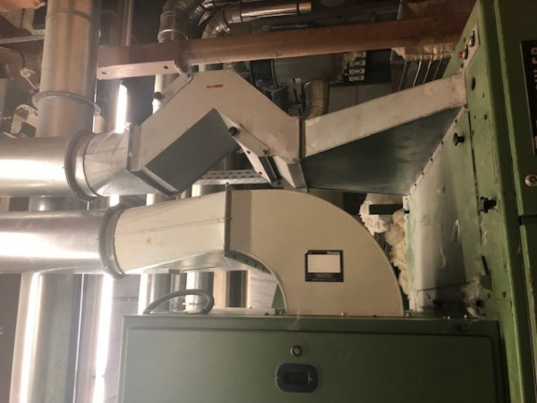 Bale opener TRUTZSCHLER CS - Second Hand Textile Machinery 1990