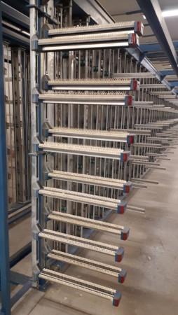 Direct warper BENNINGER . - Second Hand Textile Machinery 2001