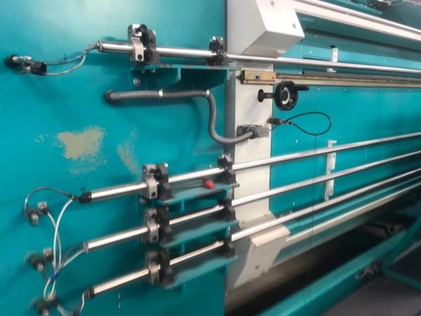 KARL MAYER GOM 16 sampling warper  - Second Hand Textile Machinery 2004