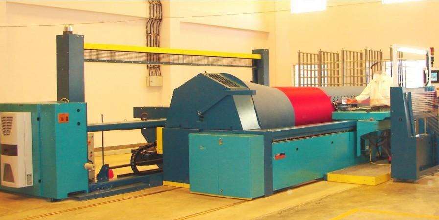 Sectional warper BENNINGER BENTRONIC - Second Hand Textile Machinery 2006