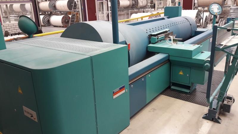 BENNINGER BEN-ERGOTRONIC Sectional warper - Second Hand Textile Machinery 1997