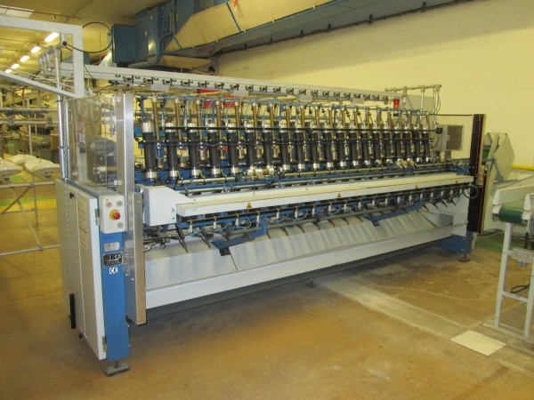 balling machine JBF KW.765 - Second Hand Textile Machinery 2006