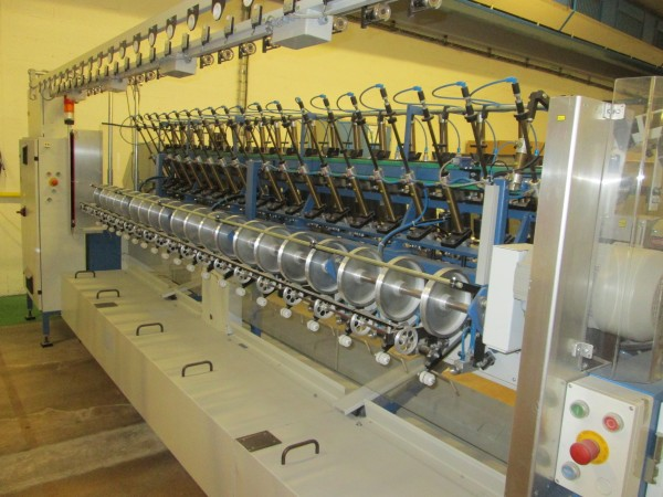 balling machine JBF KW.765 - Second Hand Textile Machinery 2006