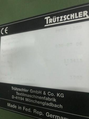 Préparation coton TRUTZSCHLER complete  - Occasion 1995